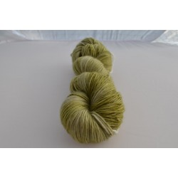 Merino Single Olivegrün