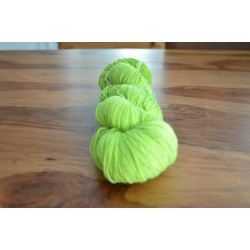 Merino Cotton Green